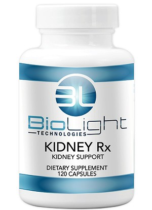 Kidney Rx - Cleanse & Support 120 ct