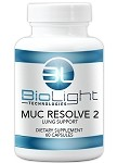 Muc Resolve 2 - Lung Support 60 ct
