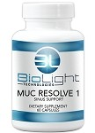 Muc Resolve 1 - Sinus Allergy Support 60 ct