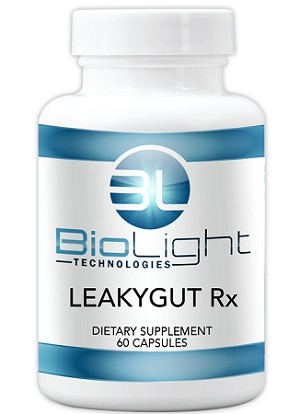 LeakyGut Rx - Gut Repair Support 60 ct